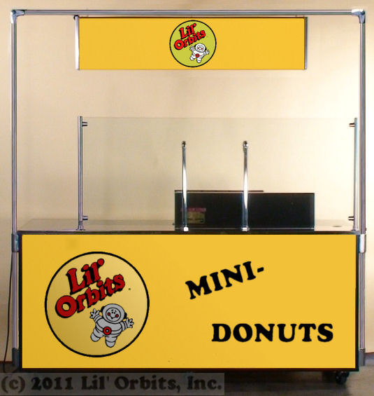 Mobile Concession Stands Restaurant Carts Portable