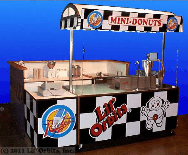 Custom Mobile Concession Stands | Restaurant Carts