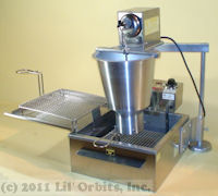 Lil' Orbits Model 800 Semi Automatic Mini Donut Machine