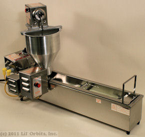 SS1200 Automatic Mini Donut Machine