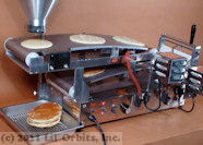 Uni-Matic II Pancake and Crepe Machine