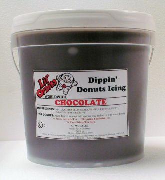 Lil Orbits Dippin Donut Program Room Temperature Donut