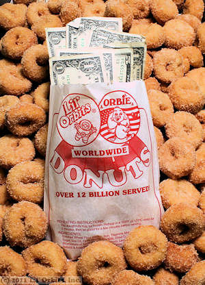 Lil' Orbits has been turning donuts into dollars for over 35 years